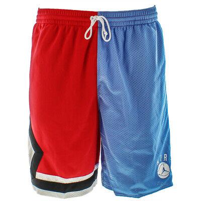 Air Jordan DNA verzerrt Shorts aj1112 448 blau rot UNC Chicago Furchtlos NSW | eBay