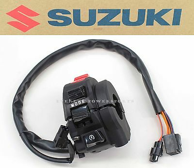 New Genuine Suzuki Right Handlebar Switch 08-10 GSX-R600 750 Starter Kill #S189
