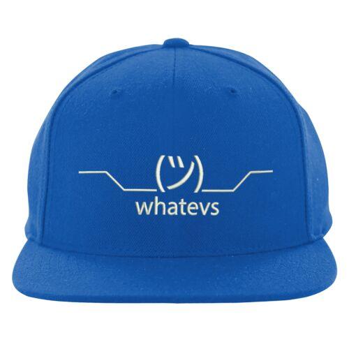 Whatevs Snapback regalo de cumpleaños bordado PAC