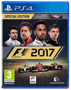 PS4-F1-2017-special-Edition-Formel-1-2017-Spiel-NEUWARE