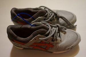 d02550de7d8b Asics Men s Gel Lyte III Shoes H63BN Light Grey Chili Size 7.5