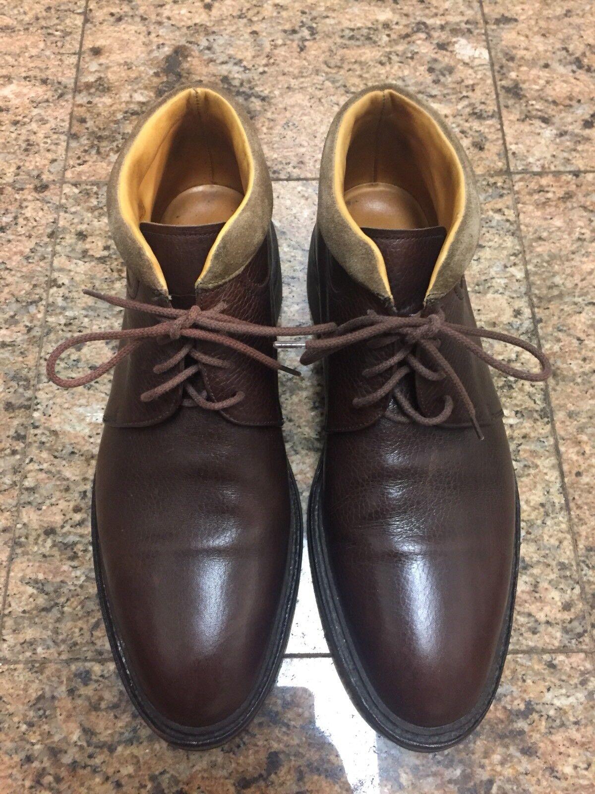 John Lobb Brown Pelle Shoes NWOT