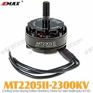 EMAX-MT2205II-2300KV-CCW-Cooling-Series-Racing-Brushless-Motor-drone-quadcopter