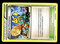 Pokemon Worlds Promo 2016 Xy176 Festival Des Champions Francaise Pikachu Galopa