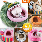 New Winter Dog Puppy Cat Teddy Pet Bed House Soft Warm Removable