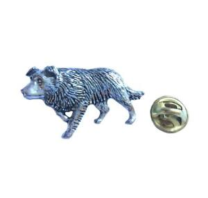 BROWN BEAR Hand Made in UK Pewter Lapel Pin Badge GRIZZLY