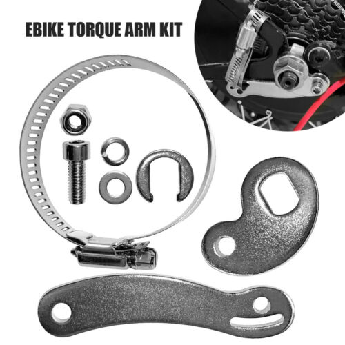 Electric Bike Torque Arm Accessory Ebike Torque Washers Universal for Front Rear