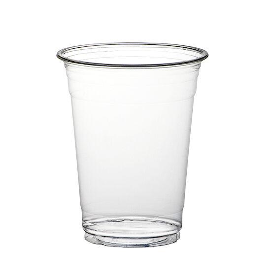 100 100 100 X 16 OZ (approx. 453.58 g) Batido Tazas De Plástico Transparente + Ranura Plana Tapas batido Bebida fría 6482c7
