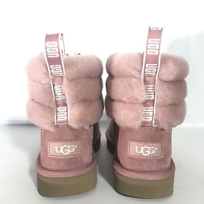 UGG FLUFF MINI QUILTED WOMEN ANKLE