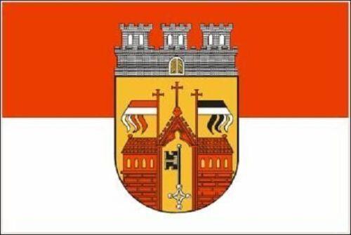 Aufkleber Herford Flagge Fahne 15 x 10 cm Autoaufkleber Sticker