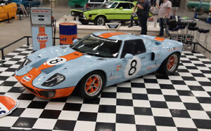 1966 Ford Mustang GT GT 40