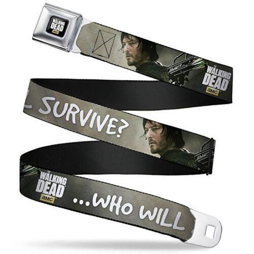 Walking Dead Who Will Survive Belt