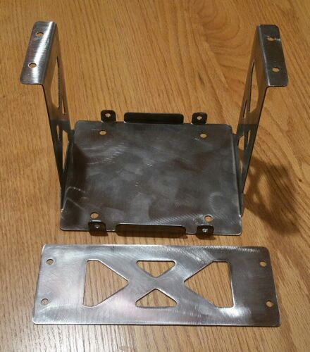 PC1200 Odyssey Battery box Hold Down Tray Mount Steel Construction Horizontal