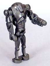 LEGO® Star Wars Super Battle Droid Blaster arm Minifigure Pearl Dark silver Grey