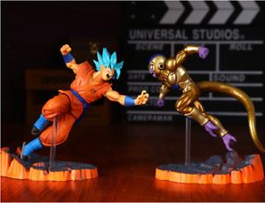 Anime-Dragon-Ball-Z-Super-Saiyan-Goku-blue-PVC-Action-Figure-Collectible-Toy