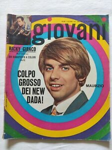 RIVISTA-GIOVANI-N-49-DICEMBRE-1966-BOB-DYLAN-ROLLING-STONES-BILL-WYMAN-KINKS