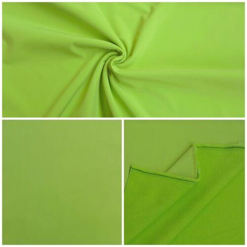 Softshell Soft Shell Stoff Outdoor mit Microfleece Rückseite in über 10 Farben