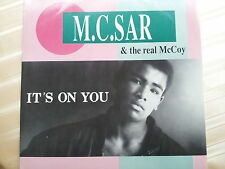 M.C. Sar & The Real McCoy - It´s on you