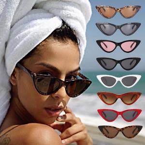 OCCHIALI-DA-SOLE-Vintage-Retro-GATTO-Cat-Eyewear-DONNA-SPECCHIO-Modello-2019