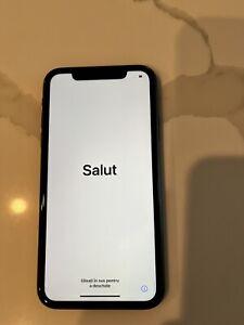 Apple iphone xr 64gb black att unlocked