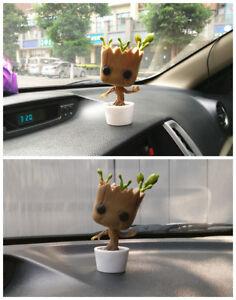 Bebe-Groot-Guardians-of-the-Galaxy-Head-Shake-Voiture-Decoration-De-Noel-Anniversaire-Cadeau