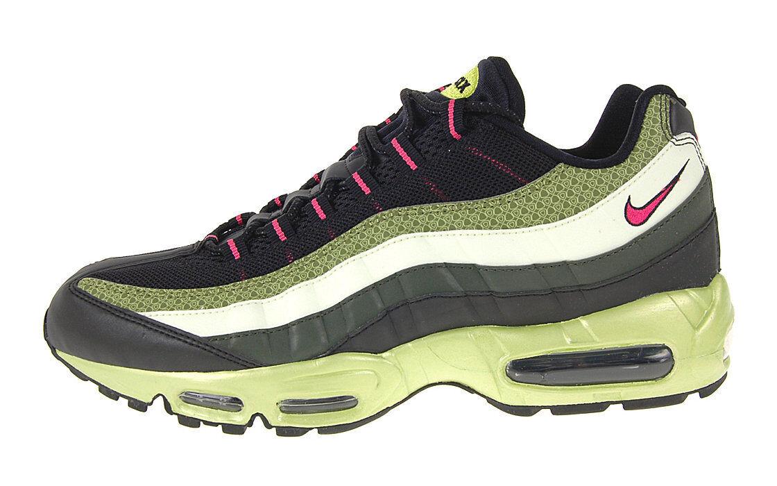Nike Air Im Max 95 Premium 313071 081 Im Air Dunkeln Leuchten Black
