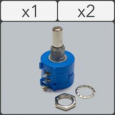 Bourns 3590s Rotary Wirewound Precision Potentiometer Pot Multiturn 100 100k