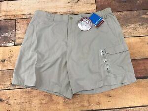 Mens-Columbia-Pfg-Shorts-Size-42-Mens-Brand-New-H208