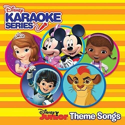 Various Artists - Disney Karaoke Series: Disney Junior Theme Songs / Various [Ne