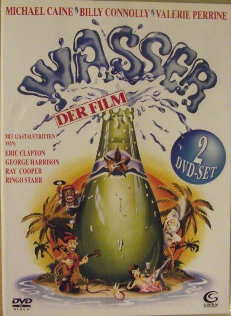 Wasser - Der Film - 2 DVD-Set  * Kult * Michael Caine  ... Top Film , NEUWERTIG