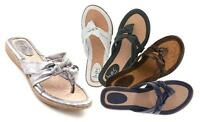 B.o.c. By Born Low Slip On Sandals In 5 Great Colors, Including Navy