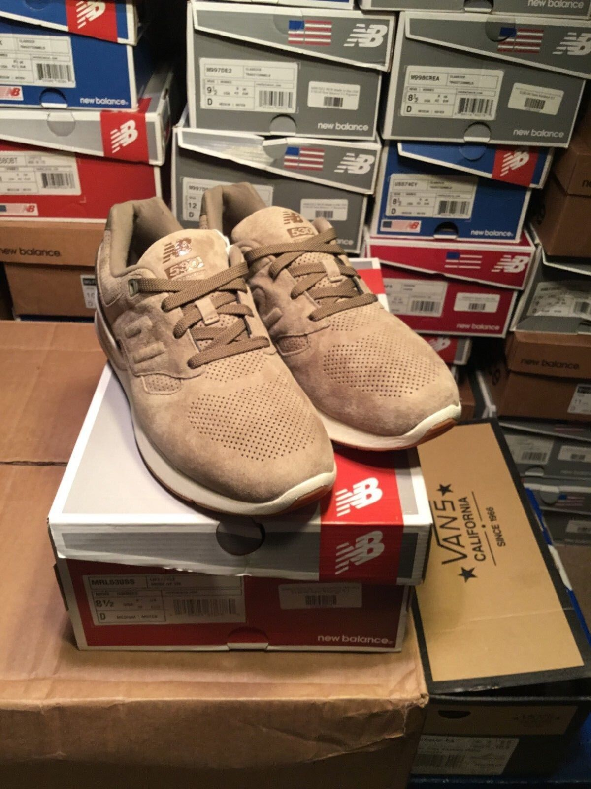 SALE NEW BALANCE 530 M530 MRL530SS DECONSTRUCTED OLIVE SIZE 9 & 10 BRAND NEW