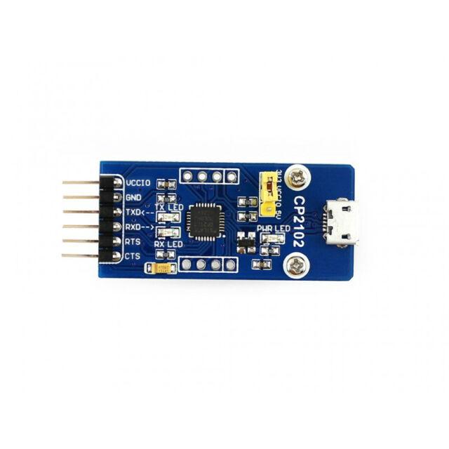 CP2102N USB 2.0 Micro to UART Module Serial Converter Adapter