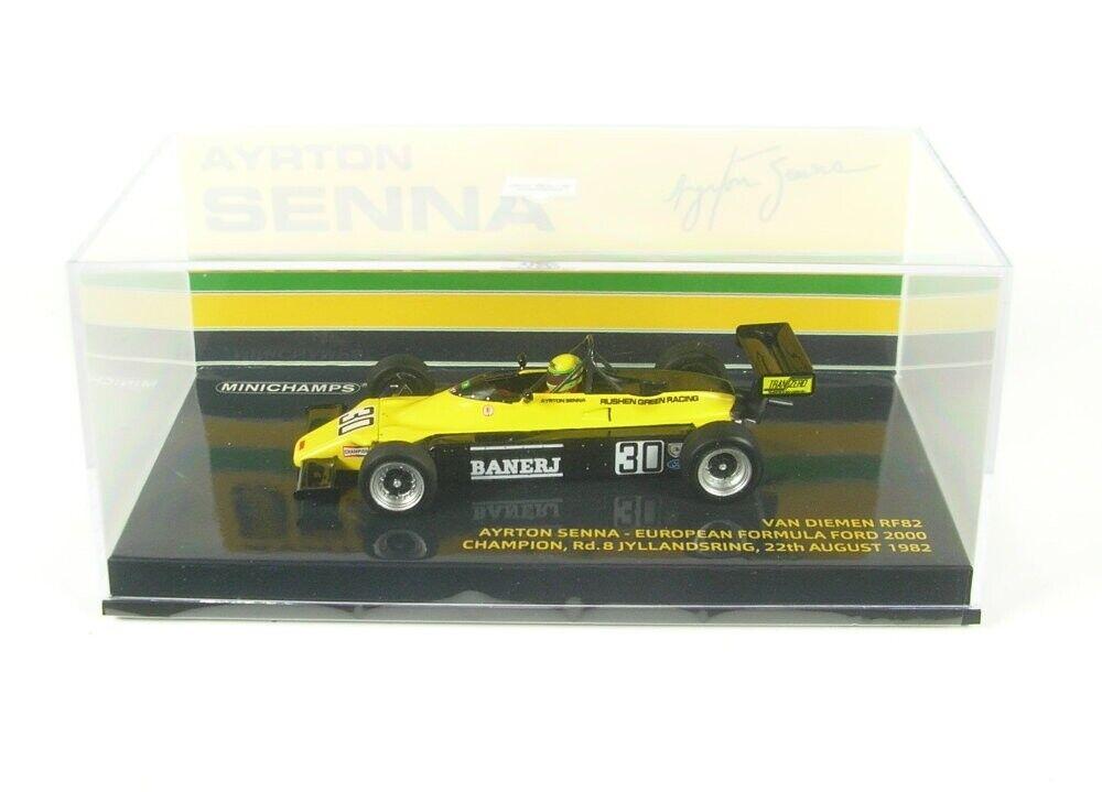 Van Diemen Diemen Diemen Rf82 No. 30 European Formula Ford 2000 Champion, Rd.8 Jyllandsring ba73b6
