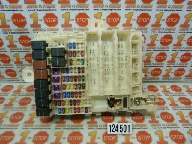 11 12 201 2012 Honda Crz Manual Interior Cabin Fuse Box 38200