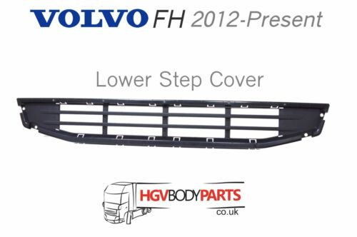 Volvo FH Radiator Grille Step Cover Lower Plastic