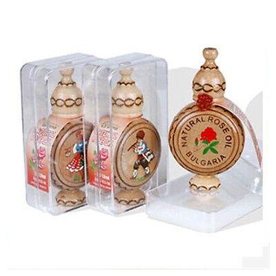 Lema Bulgarische 100% Reine Rosenöl/Pure Bulgarian Rose Oil 0.5ml