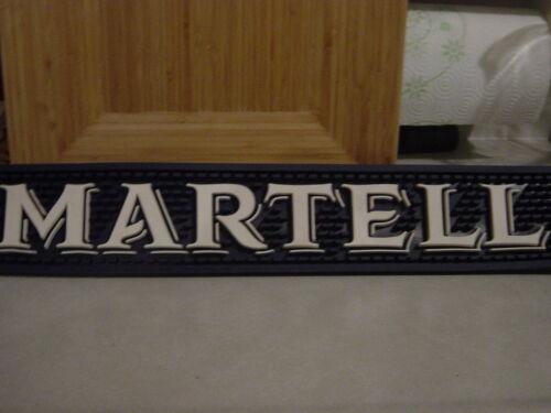 Martell Cognac Bar Rail Spill Mat