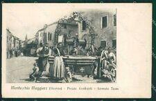 Vicenza Montecchio Maggiore Tram cartolina QK7983