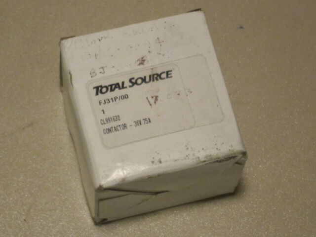 Total Source Contactor Forklift Fj31p  00  Electrical
