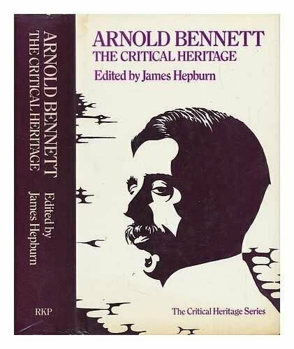 Arnold Bennett (Critical Heritage S.) Book The Fast Free Shipping