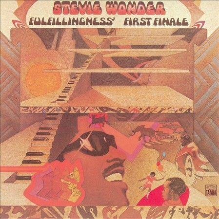 Stevie Wonder, Fulfillingness' First Finale, Excellent