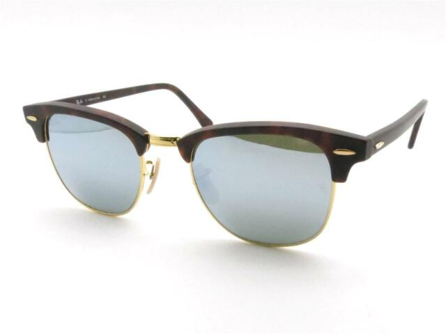 0390377a704 Ray Ban Rb3016 114530 Sand Havana Clubmaster Sunglasses for sale ...