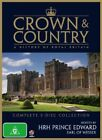 Crown & Country - A History Of Royal Britain (DVD, 2009, 5-Disc Set)