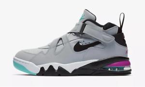 2e3b608f208 New Nike Men's Air Force Max CB Shoes (AJ7922-003) Wolf Grey/Black-L ...