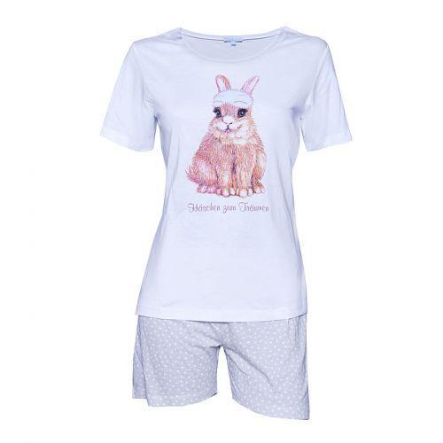 Pyjama Short Set Hase Louis & Louisa Gr.S NEU