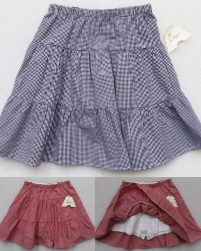 BEEHAVE TODDLER GIRLS SKORT SCOOTER SKIRT with SHORTS 2T-4T BOUTIQUE CLOSE OUT