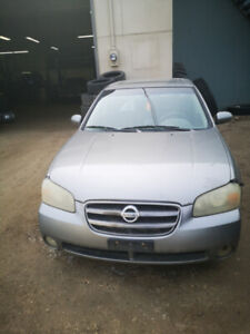 2003 Nissan Maxima - needs to be fix