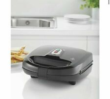 Russell Hobbs 3 in 1 Sandwich Panini and Waffle Maker 20930, 750 W Black