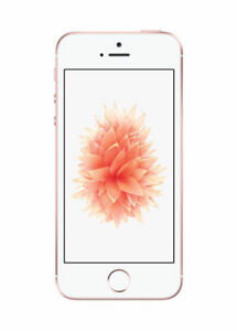 reputable site cf8d3 20fb8 Apple iPhone SE - 64GB - Rose Gold (Unlocked) A1723 (CDMA + GSM)